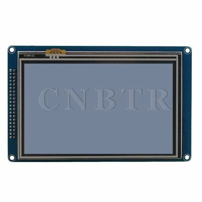 "13.4x8.4x1cm 5"" SPI TFT LCD Display Module Touch Panel SSD1963 for DIY"