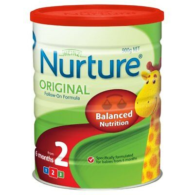 Heinz Nurture Follow-on Formula 900g