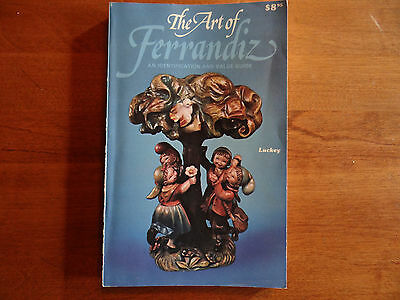 The Art of Ferrandiz- Book from 1980!