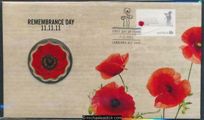 2011 Remembrance Day Numismatic Cover