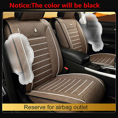 Car Seat Cover Set black Car Styling Car Interior Accessories Sedans Seat Covers