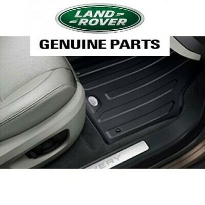 Genuine LandRover Discovery Sport 2015- Rubber Mats Full Set