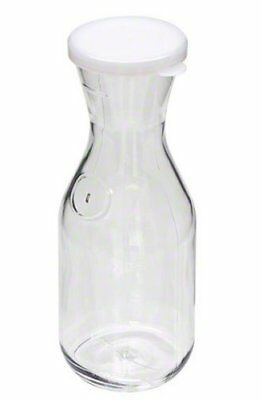 Cambro WW1000CW135 1 L Polycarbonate Beverage Decanter Camwear Camliter Other