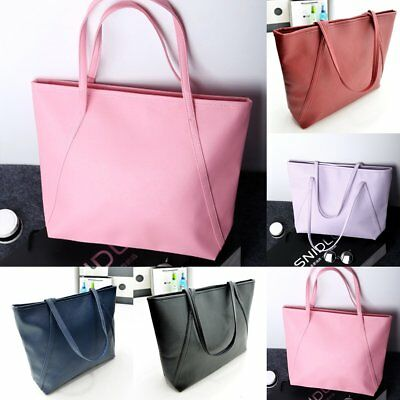 NEW Women Handbag Shoulder Large Tote Purse Leather Hobo Bag Satchel Handbag