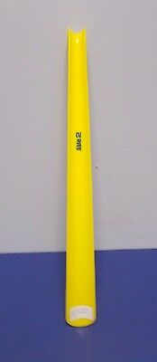 Plastic Long Shoehorn With Hook