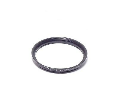 TIFFEN BAY 60 to 67mm Lens FILTER STEP UP ADAPTER RING