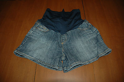 American Star Maternity Jean Shorts - Size L Large