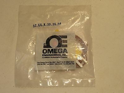 Omega Sc.gg.k.30.36.pp Scggk3036Pp Thermocouple Connector New