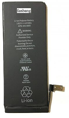 genuine original replacement battery for apple iphone 6 & 6s