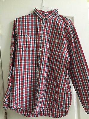 Men's Old Navy Button front shirt size XL