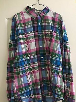 Men's American Eagle Outfitters Button front shirt Vintage fit size XL