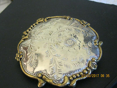 ~Western Style Belt Buckle~marked mexico could be   silver