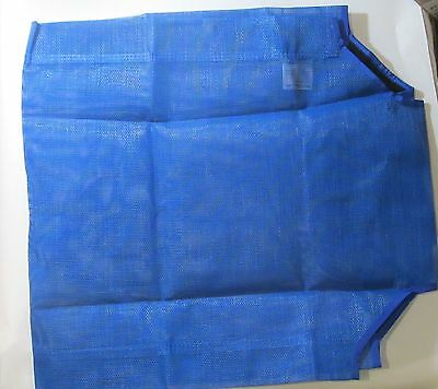 "NEW ERC4KIDS REPLACEMENT COT FABRIC BLUE 52"" x 23"""