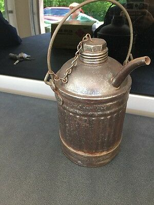 Southern Railway Vintage Oil Can
