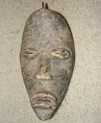 ​Old Ancient Africa Dan Masque Mask Liberia Or Ivory Coast African Art Baule