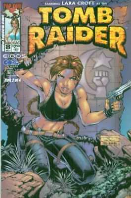 Tomb Raider: The Series #8 in Near Mint condition. FREE bag/board