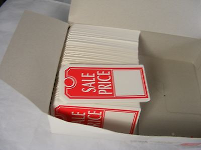 "SALE PRICE Slit Tags 4 3/4"" x 2 3/8""   (Approx 350-400)"