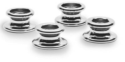 Cobra Bungee Knobs Kit Chrome For Honda Shadow 750 Aero 04-09