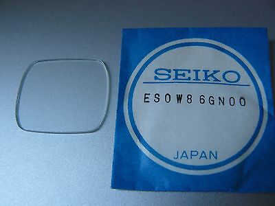 New Genuine Seiko Crystal ES0W86GN00 for M929-5010/5019/5030