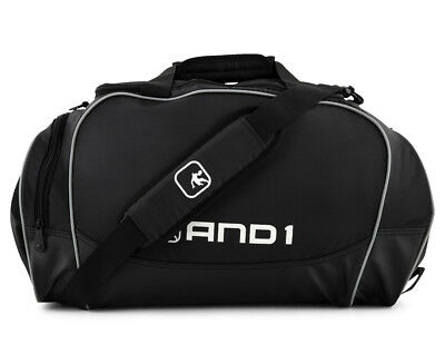 AND1 Active Duffel Bag - Black