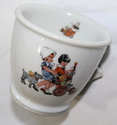 Rare Vintage -  O.p. Co Syracuse China - Child's Cup