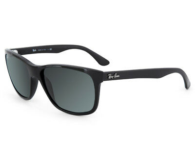 Ray-Ban Wrap RB4181 Sunglasses - Black/Grey