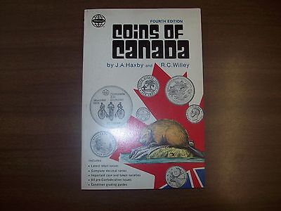 1982 Coins of Canada, 4th Ed. By J.A. Haxby & R.C. Willey, NEW!!!
