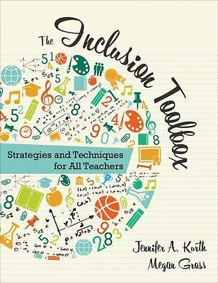 The Inclusion Toolbox by Jennifer A. Kurth Paperback Book (English)