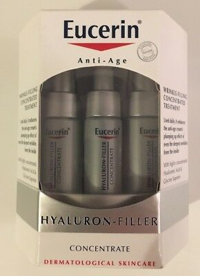 Eucerin Anti-Age Hyaluron Filler Wrinkle-Filling Concentrated Treatment - 6x5ml