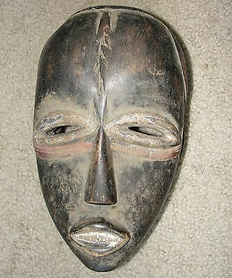 ​Fine Old Ancient African Dan Masque Mask Liberia / Baule Ivery Coast Africa Art