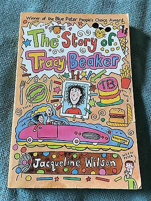The Story of Tracey Beaker Book
