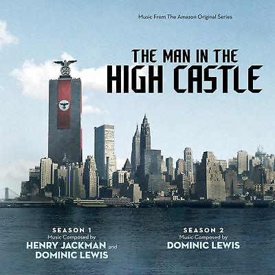 The Man In The High Castle Seasons 1 & 2 [2 CD], New Music