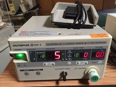 Olympus UHI-2 High Flow Insufflator