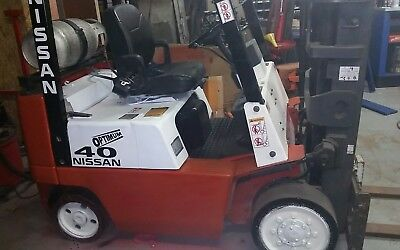Nissan Forklift  TRADES WELCOME