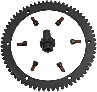 Rivera Primo 66 Tooth Ring Gear Chain Drive Conversion Kit For Harley 1994-1997