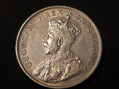 COIN South Africa 2 Shillings 1935 KM# 22 XF/AUNC Silver