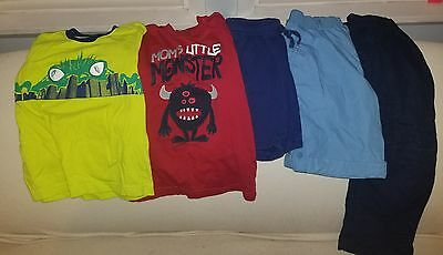 gymboree boys 4 and 4t lot