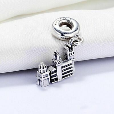 Authentic Pandora Sterling Silver Charles Bridge Charm 791516