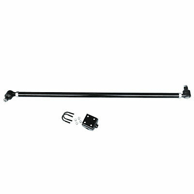 Adjustable Heavy Duty Drag Link Steering Arm Rod for Nissan GU Y61 Patrol 97-12