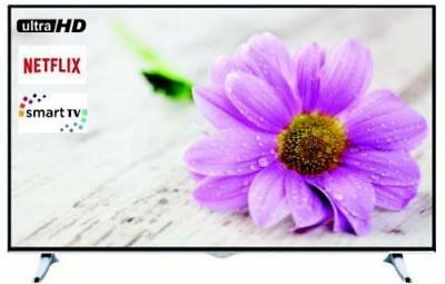 "Tv Led 55"" Hitachi 55Hgw69 4K Ultra Hd,smart Tv"