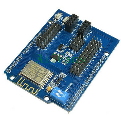 ESP8266 Web Sever Serial WiFi Shield Board Module With ESP-13 Arduino UNO R3