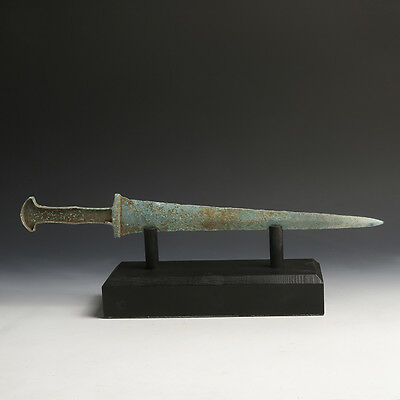 Luristan Patinated Bronze Dirk