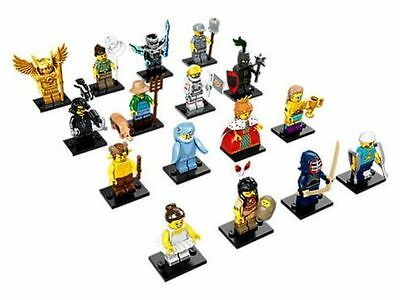 Lego Minifigures Serie 15, 71011: CHOOSE YOUR MINI FIGURE!