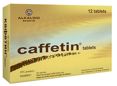 Caffetin 3,5,10packs Kafetin Cafetin Original Relief Headache Toothache NEW