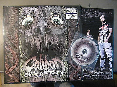 "Caliban ""say Hello To Tragedy"" - Lp Inclusive Cd - 2 Bonustracks"