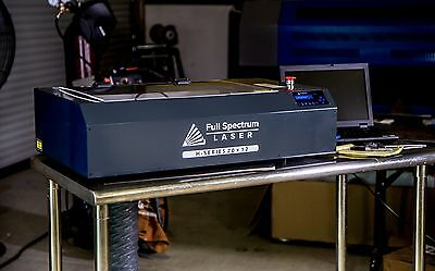 20x12 Hobby-Series 45(w) CO2 Laser System from Full Spectrum Laser, (USA)