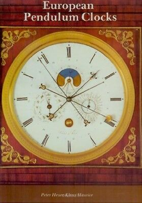 EUROPEAN PENDULUM CLOCKS - French English German +
