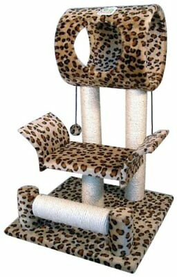 Cat Tree Tower Condo Furniture Scratch Scratching Post Kitty Pet House Play New