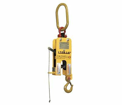 Caldwell Model RR-1 Rig-Release Remote Releasing Hook 1-Ton Capacity USA Made