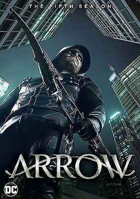 ARROW: Season 5 * Brand New & Sealed DVD Boxset * Free Postage